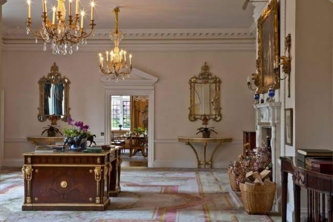 Роскошный интерьер: новый дом Дэвида и Виктории Бэкхем