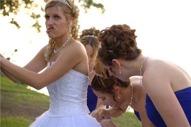 Почему невесте нельзя надевать нижнее белье? Старая примета сбывается…
